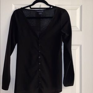 Tops - French Connection black top